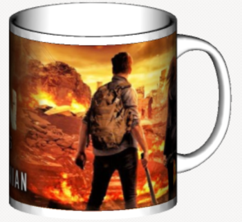 NEW SAFE HAVEN DESIGN COFFEE MUG (LTD EDITION)