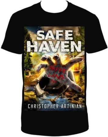 SAFE HAVEN - NEVERLAND (PT 1) T-SHIRT