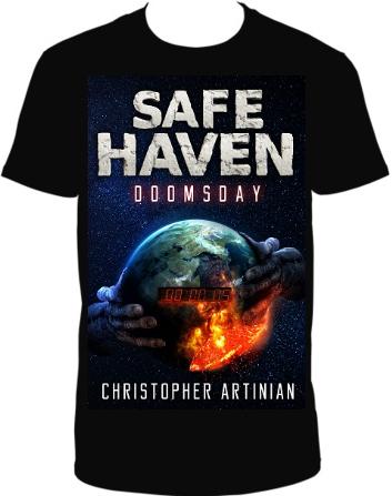 SAFE HAVEN - DOOMSDAY T-SHIRT