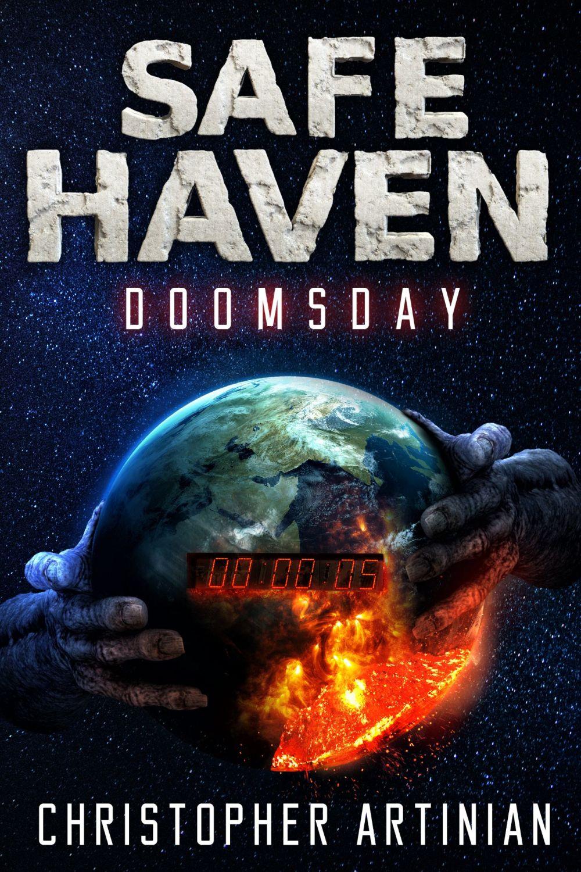SAFE HAVEN - DOOMSDAY (SIGNED PAPERBACK)
