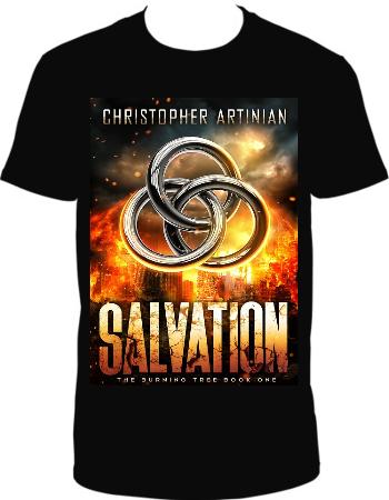 SALVATION - T-SHIRT