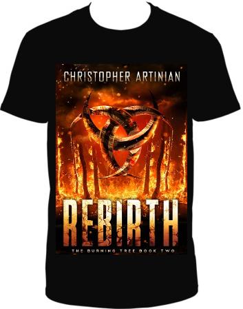 REBIRTH - T-SHIRT