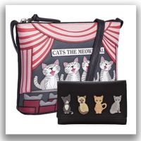 Small Cat Purses