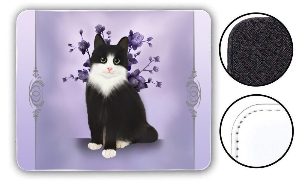 Lilac Serenity - Mouse Mat
