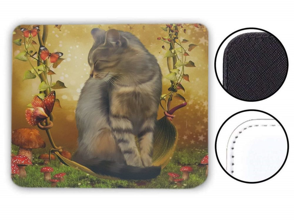 Autumn Enchantment - Mouse Mat