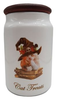 Magic - Ceramic Cat Treat Jar