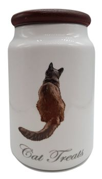 Moongazer - Cat Treat Jar