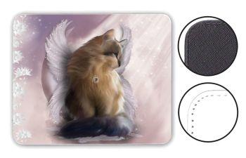 Castiel - Mouse Mat