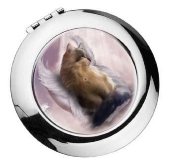 Castiel Compact Mirror