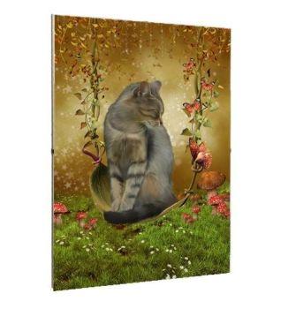 Framed Print - A3/A4 Size - Autumn Enchantment