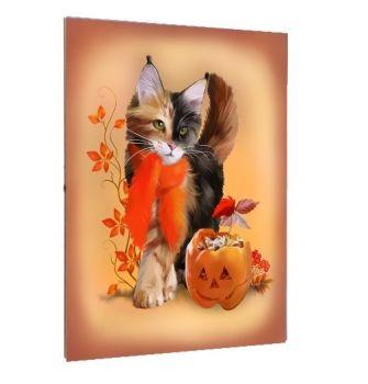 Framed Print - A3/A4 Size - Pumpkin