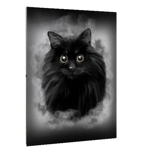Framed Print - A3/A4 Size - Storm