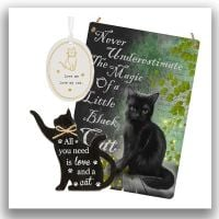 Cat Plaques & Signs