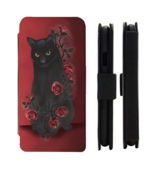 Samsung Galaxy - S9/S8/S7/S6/S4/S3 - Ebony Rose