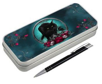 Familiar Protection - Pencil Tin & Pen