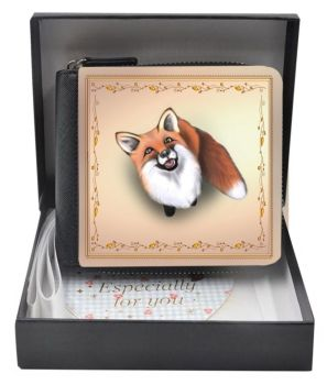 Little Fox - Small Purse - Boxed