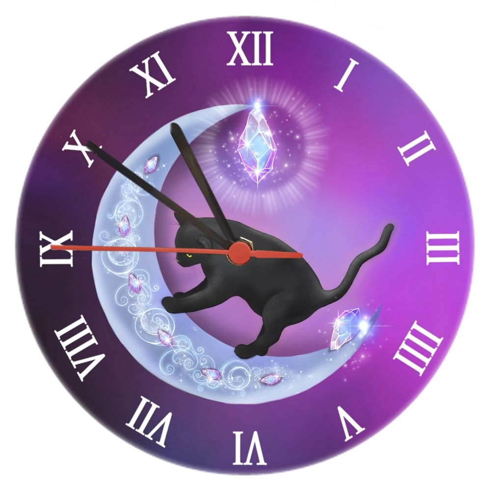 The Healer - Wall Clock