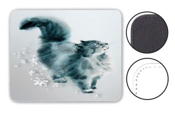 All You Need Is Love & A Cat - Mouse Mat