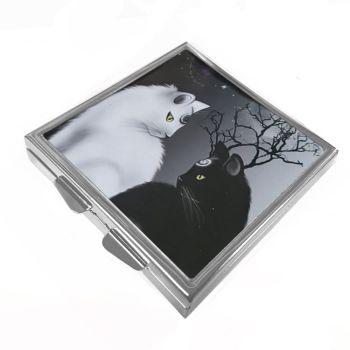 Yin & Yang - Pill/Trinket Box