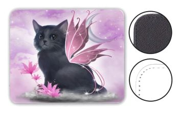 Fairy Cat (Tatiana) - Mouse Mat