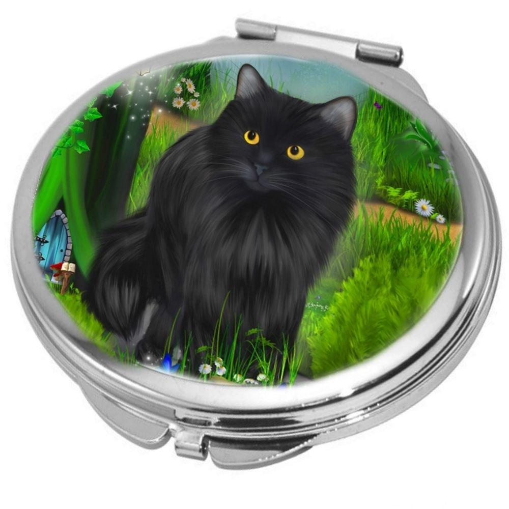 Enchanted Curiosity Compact Mirror