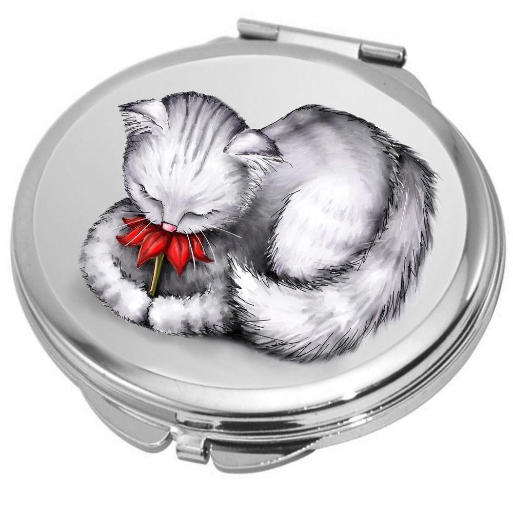 Petal Compact Mirror