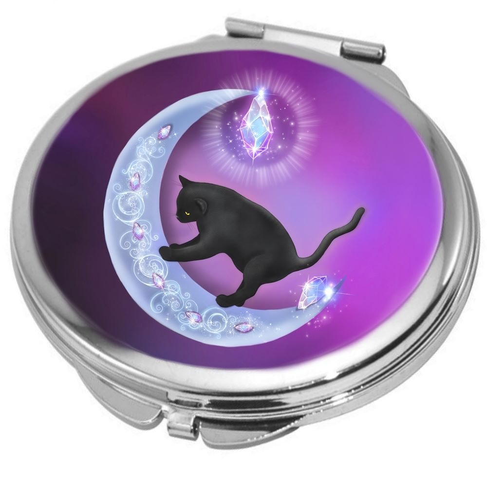 The Healer Compact Mirror