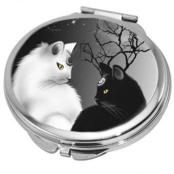 Yin & Yang Compact Mirror