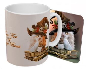Magic - Boxed Mug & Coaster Set