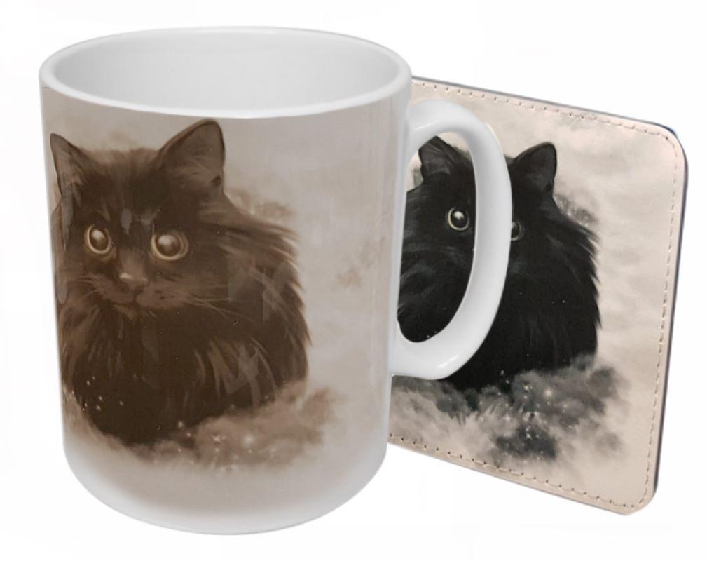 Storm  - Boxed Mug & Coaster Set