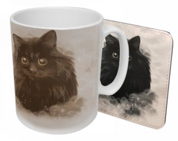 Storm  - Boxed Mug & Coaster Set