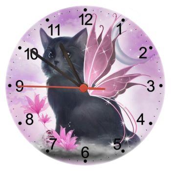 Tatiana - Cat Wall Clock