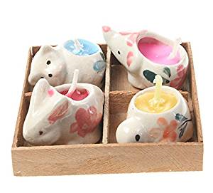 Mini Animal Candles