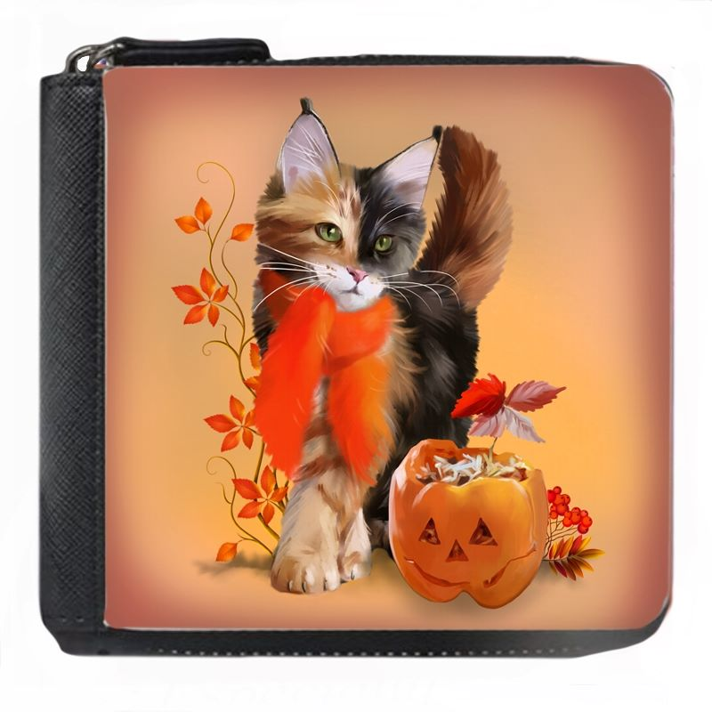 Pumpkin - Small Purse - Boxed
