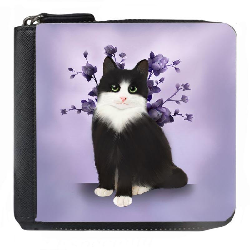 Lilac Serenity - Small Purse - Boxed