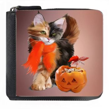 Pumpkin Dark - Small Purse - Boxed