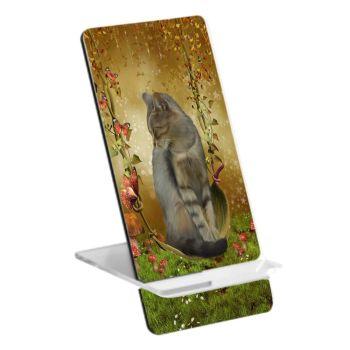 Autumn Enchantment - Mobile Phone Desk Holder