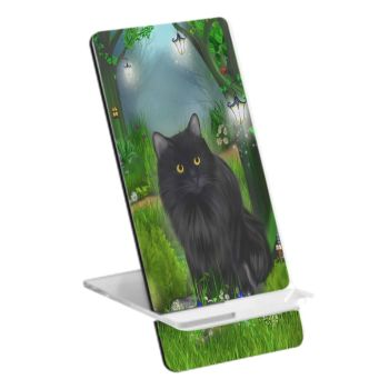 Enchanted Curiosity - Mobile Phone Desk Holder