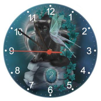 Rune - Cat Clock