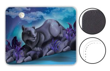 Nyx - Leather Effect Mouse Mat