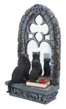Familiar Reflection Miror Ornament (Large)