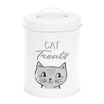 Cats Whiskers Treat Tin