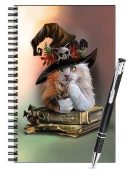 Lined Notebook & Pen Set - Magic