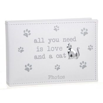 All You Need Is Love & A Cat Photo Album