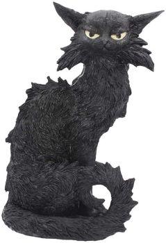 Large Black Cat - Salem