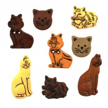 Cat Crazy Button Pack