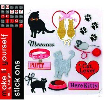 Cat Embellishment Pack