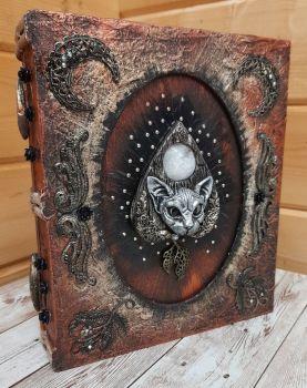 Cat Planchette - Book Storage Box