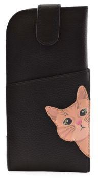 Mala Leather - Cleo Cat Glasses Case