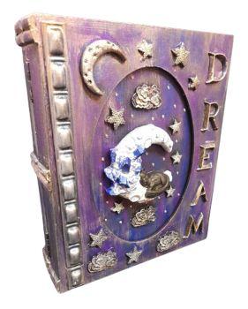Cat Dream Box - Book Storage Box WAS £25.00